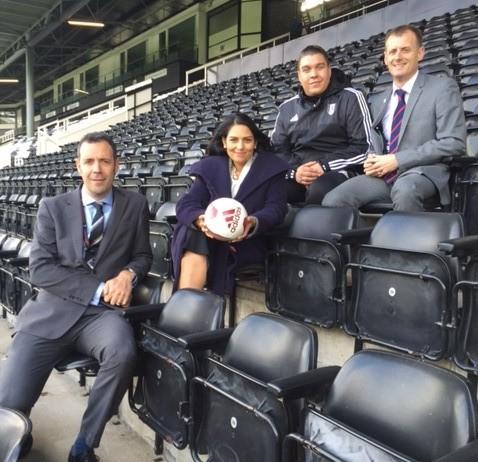 Fulham Visit