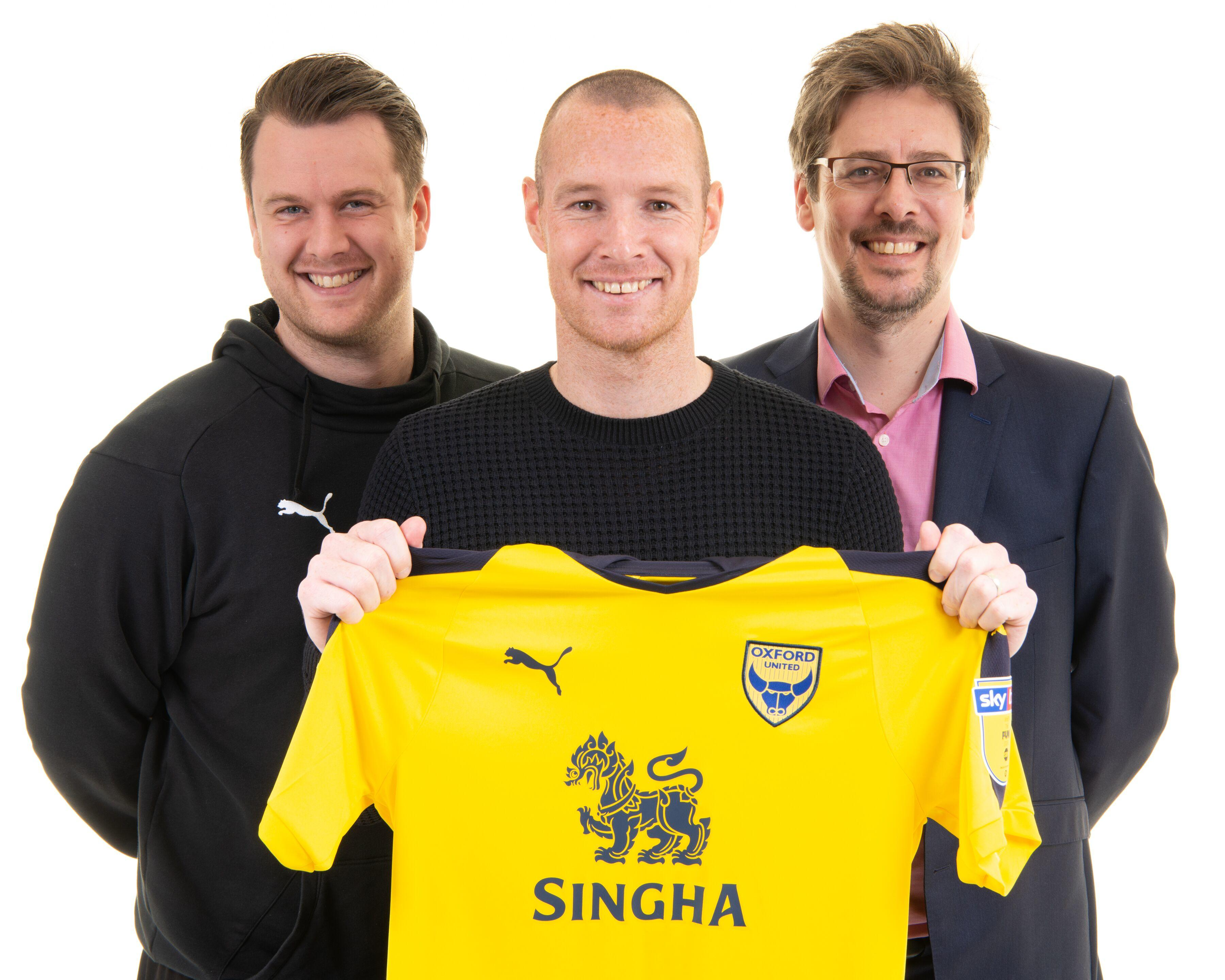 5c0b1e4c965 Oxford United in the Community announce James Constable as patron ...