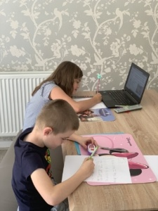 the towers family study maths at home